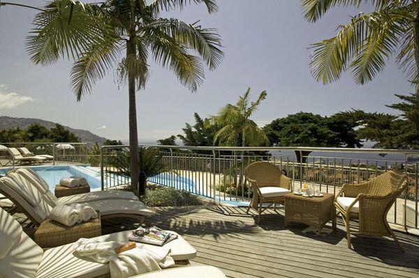 Holidays at Quinta Das Vistas Palace Gardens Hotel in Funchal, Madeira