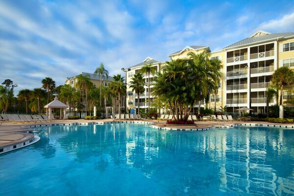 Holidays at Sheraton Vistana Villages Hotel in Orlando International Drive, Florida
