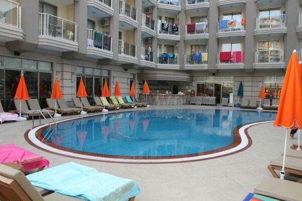 Holidays at Sultan Sipahi Resort Hotel in Alanya, Antalya Region