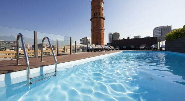 Holidays at Attica 21 Hotel Barcelona Mar in Diagonal N, Barcelona