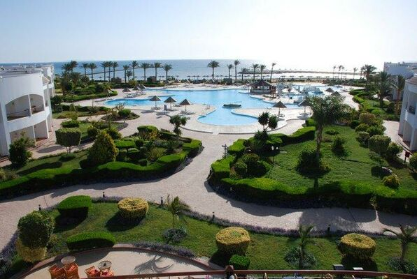 Holidays at Grand Seas Resort Hostmark Hotel in Safaga Road, Hurghada