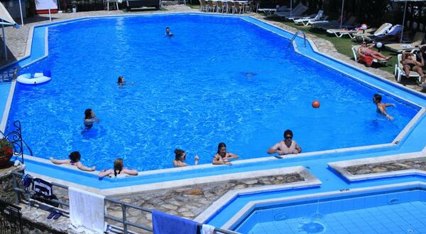Holidays at Corfu Village Hotel in Agios Ioannis Peristeron, Corfu