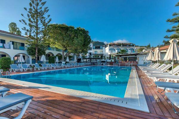 Holidays at Contessa Hotel in Argassi, Zante