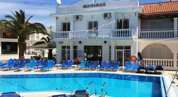 Holidays at Mariana Studios and Apartments in Laganas, Zante