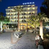 Holidays at Esperia Hotel in Rhodes Town, Rhodes