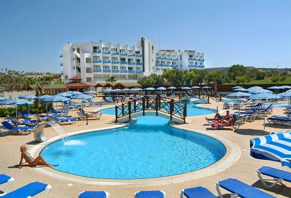 Holidays at Polycarpia Hotel in Protaras, Cyprus