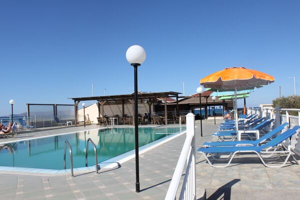 Holidays at Divina Apartments in Gouves, Crete