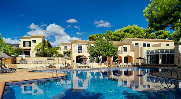 Holidays at H10 Punta Negra Resort Hotel in Costa d'en Blanes, Majorca