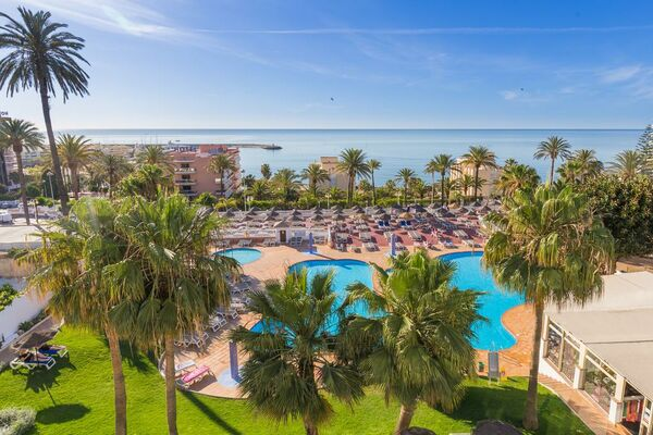 Holidays at Best Siroco Hotel in Benalmadena, Costa del Sol