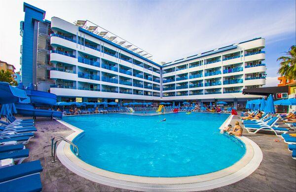 Holidays at Avena Resort and Spa Hotel in Alanya, Antalya Region