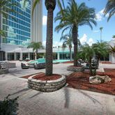 Doubletree Entrance to Universal Hotel Picture 9