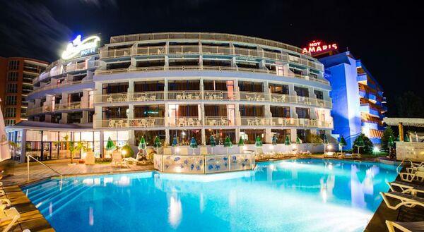 Holidays at Bohemi Hotel in Sunny Beach, Bulgaria