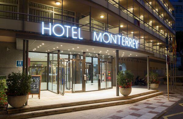 Holidays at Medplaya Monterrey Hotel in Platja d'Aro, Costa Brava