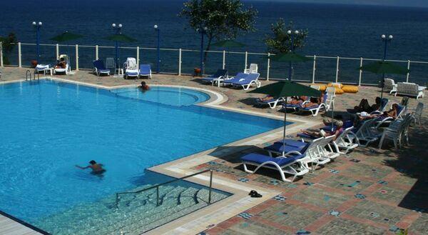 Holidays at Kismet Hotel in Kusadasi, Bodrum Region