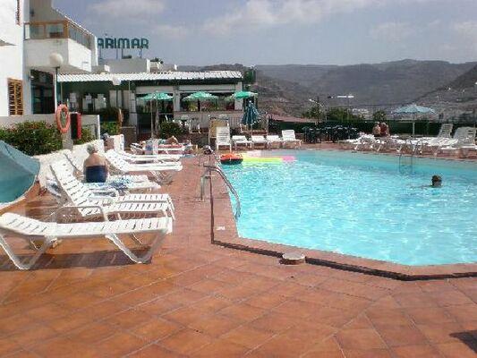 Holidays at Arimar Apartments in Puerto Rico, Gran Canaria