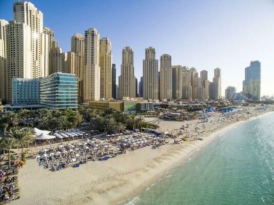 Holidays at Hilton Dubai Jumeirah Hotel in Jumeirah Beach, Dubai
