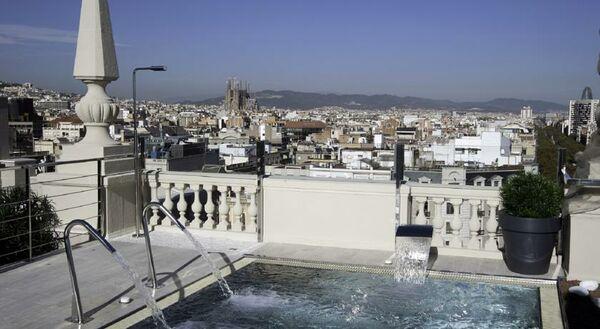 Holidays at Avenida Palace Hotel in Paseo de Gracia, Barcelona