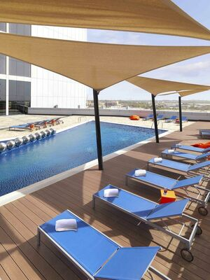 Holidays at Radisson Blu Hotel Dubai Downtown in Sheikh Zayed Road, Dubai