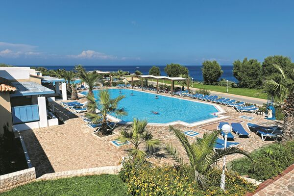 Holidays at Paradise Village in Kalithea, Rhodes