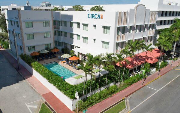 Holidays at Circa 39 Hotel in Miami Beach, Miami