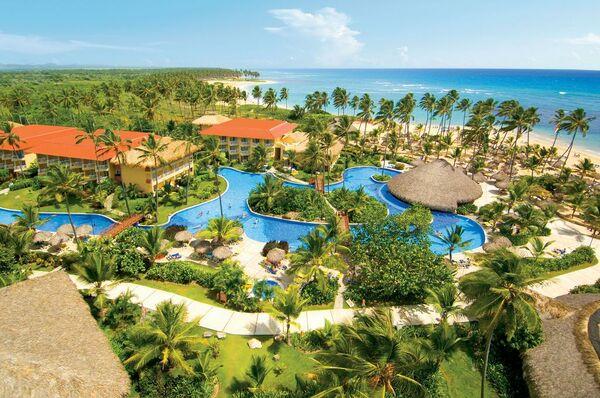 Holidays at Dreams Punta Cana Resorts and Spa Hotel in Uvero Alto, Dominican Republic