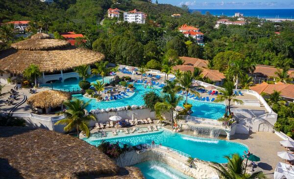 Holidays at Cofresi Palm Beach and Spa Resort in Cofresi, Dominican Republic
