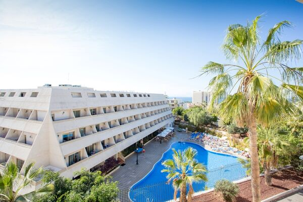 Holidays at Las Piramides Apartments in Playa de las Americas, Tenerife