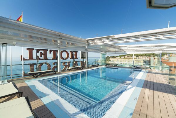 Holidays at Marsol Hotel in Lloret de Mar, Costa Brava
