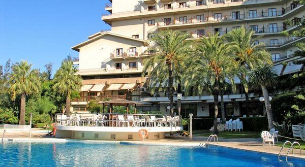 Holidays at Intur Orange Hotel in Benicassim, Costa del Azahar