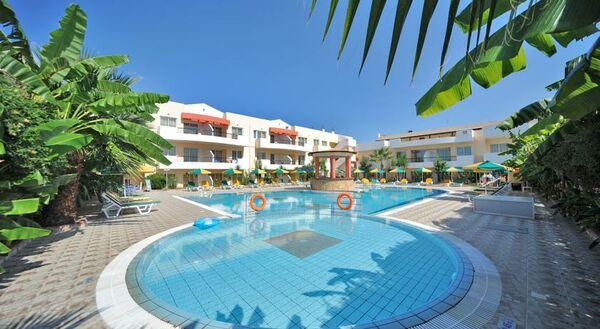 Holidays at Pelopas Resort in Tingaki, Kos