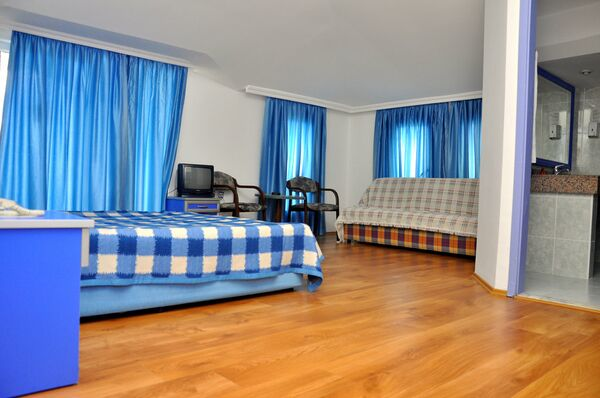 Holidays at Blue Night Hotel in Konakli, Antalya Region