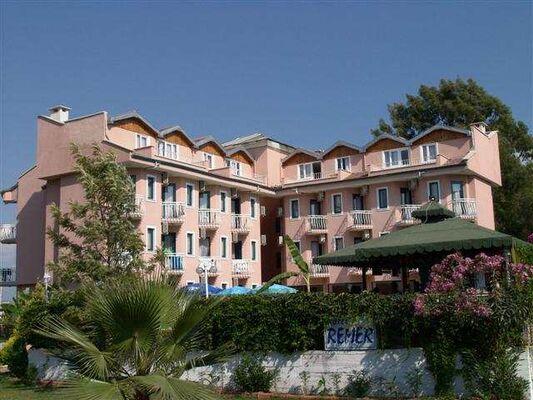 Holidays at Remer Hotel in Calis Beach, Dalaman Region
