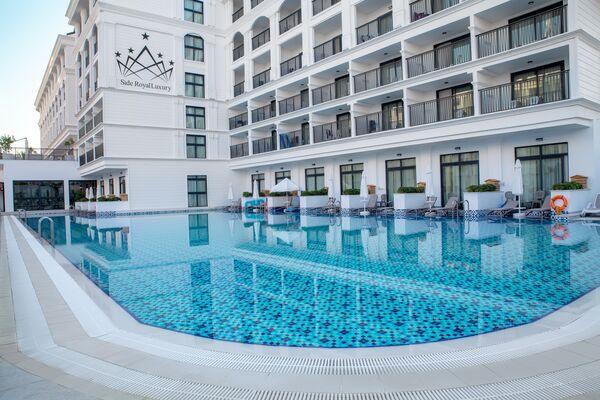 Holidays at Side Royal Style Hotel in Antalya, Antalya Region