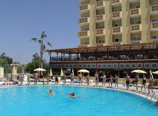 Holidays at Titan Garden Hotel in Konakli, Antalya Region