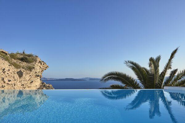 Holidays at Villa Katikies - Adults Only (13+) in Oia, Santorini