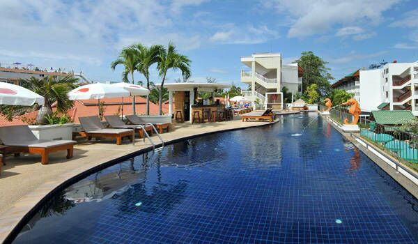 Holidays at Karon Princess Hotel in Phuket Karon Beach, Phuket