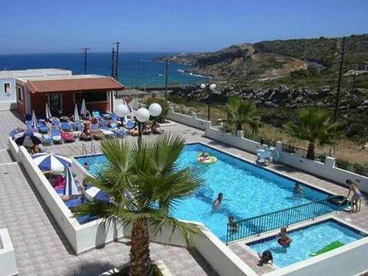 Holidays at Camari Garden Hotel Apartments in Gerani Rethymnon, Rethymnon