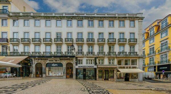 Holidays at Borges Hotel Chiado in Lisbon, Portugal