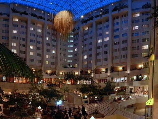 Holidays at Hilton Prague Hotel in Prague, Czech Republic