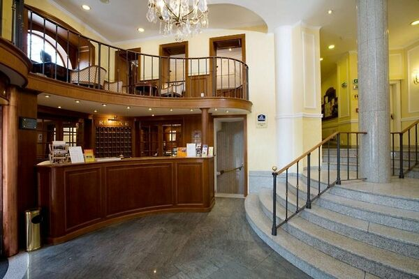 Holidays at Best Western Kinsky Garden Hotel in Prague, Czech Republic