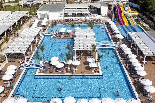 Holidays at Karmir Resort and Spa Hotel in Goynuk, Kemer