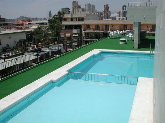 Holidays at Oasis Plaza Hotel in Benidorm, Costa Blanca