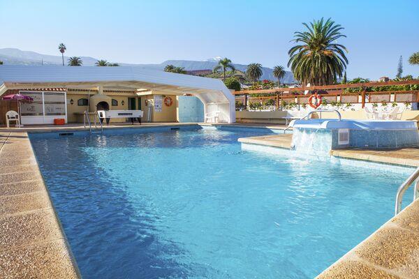 Holidays at Perla Tenerife Hotel in Puerto de la Cruz, Tenerife