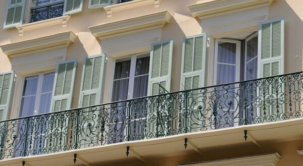 Holidays at Villa Victoria Hotel in Nice, France