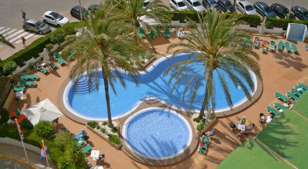 Holidays at AR Roca Esmeralda and Spa in Calpe, Costa Blanca