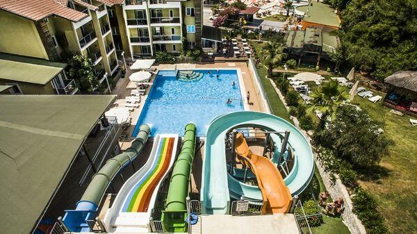 Holidays at Mersoy Exclusive Aqua Resort in Icmeler, Dalaman Region