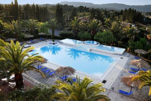 Holidays at Art Hotel Debono in Gouvia, Corfu