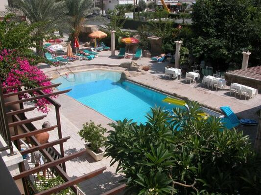 Holidays at Kings Hotel in Paphos, Cyprus