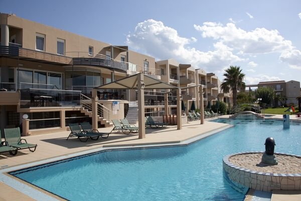 Holidays at Maleme Mare Hotel in Maleme, Crete