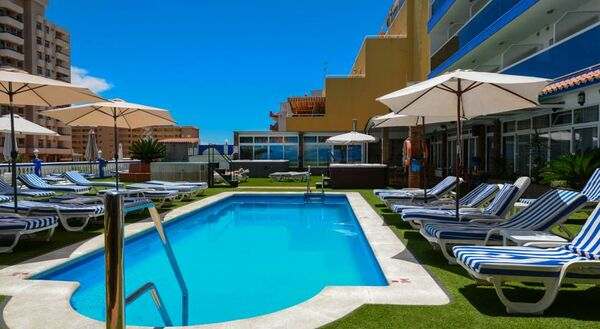 Holidays at Princesa Solar Hotel - Adults Recommended in Torremolinos, Costa del Sol